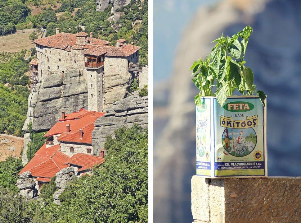 Greek Monastery