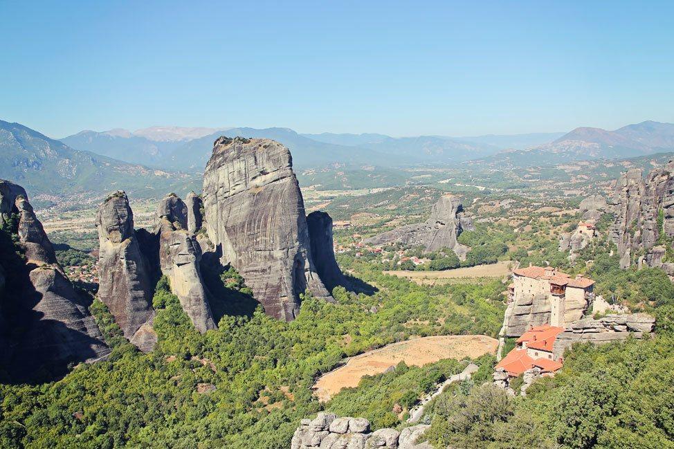 Viator Tour of Meteora