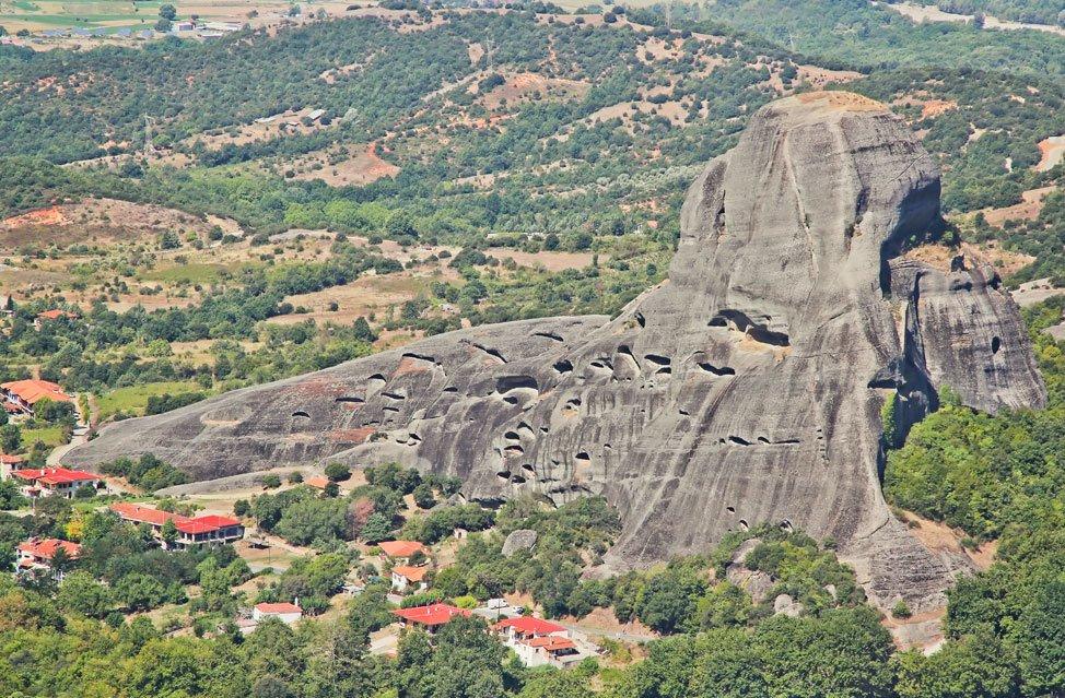 Cliffs of Meteora