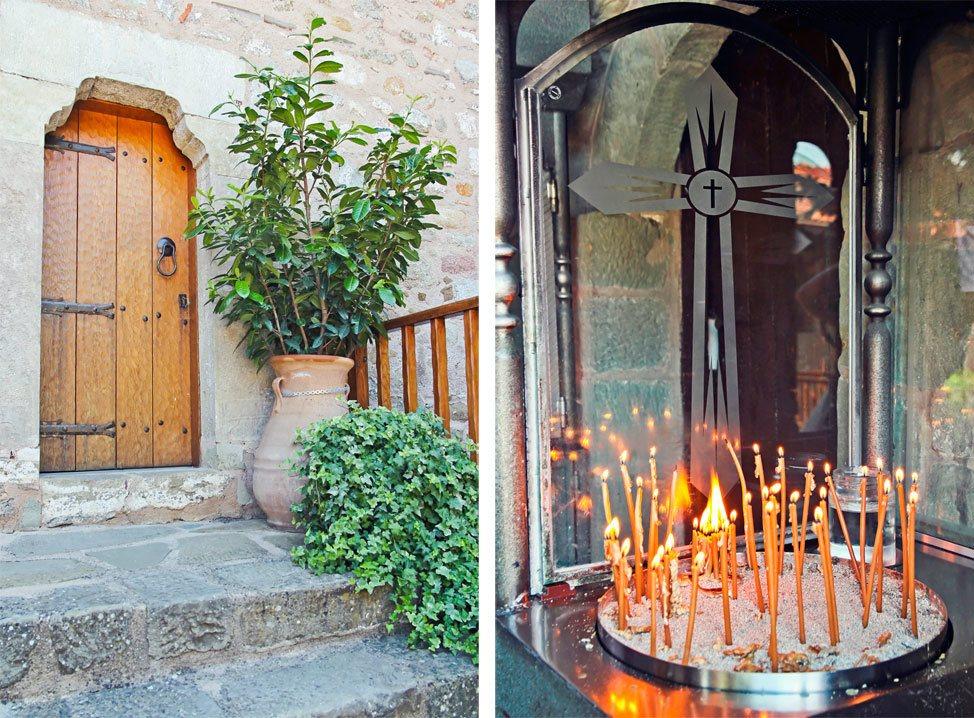 Meteora Monastery Visit