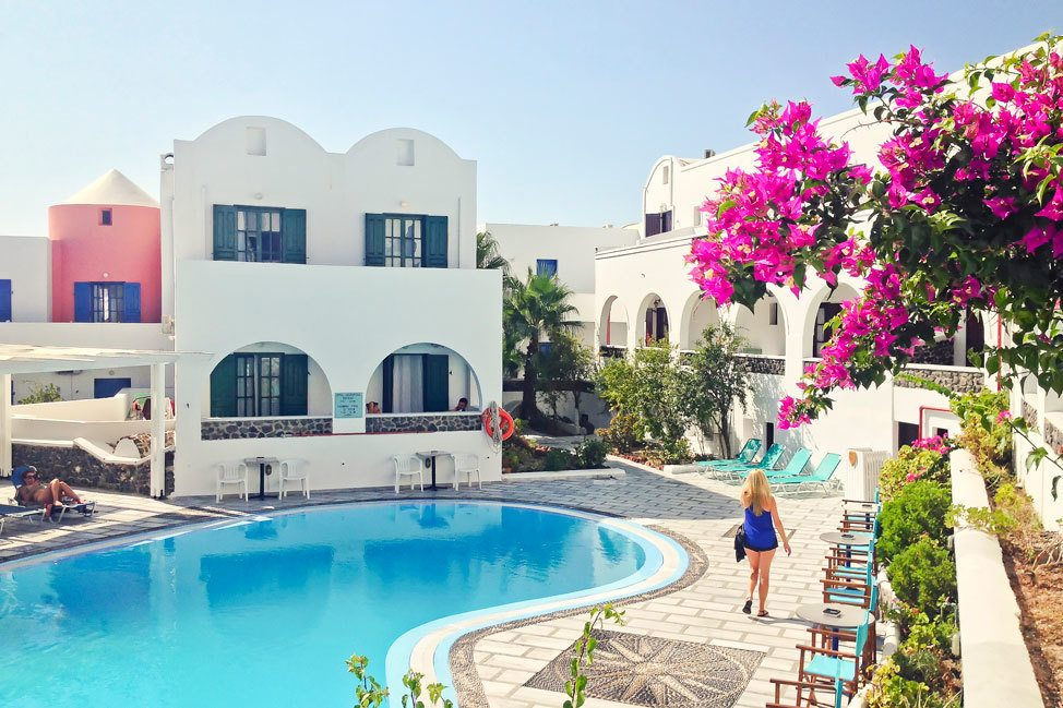 New Haroula Hotel, Santorini