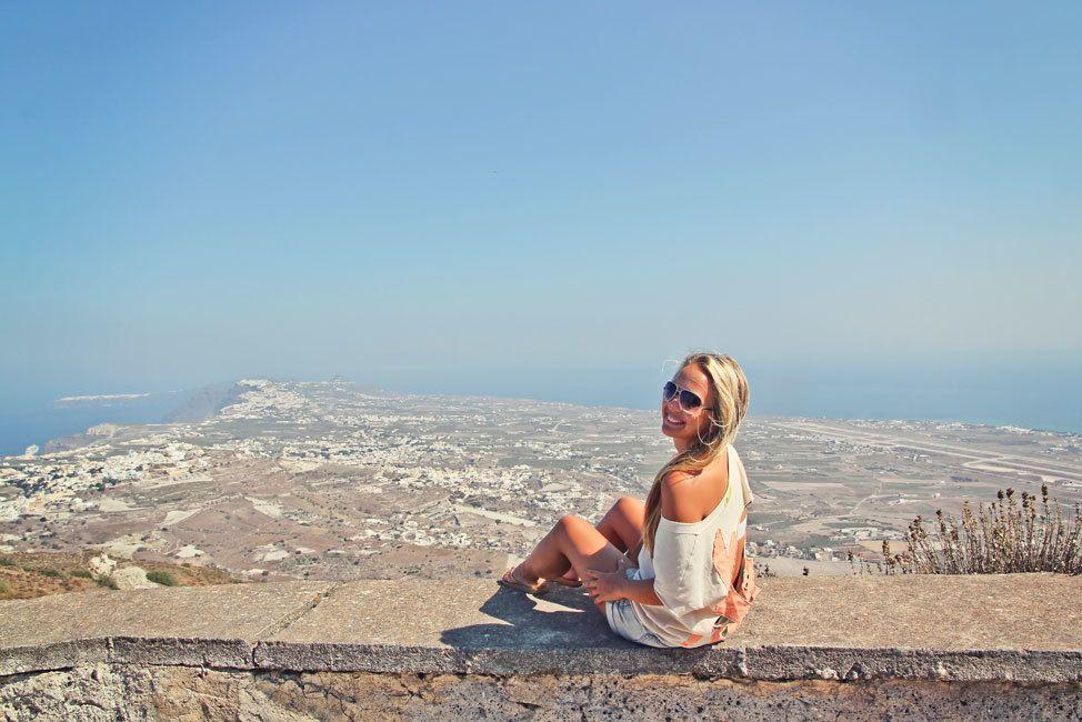Santorini Viewpoint