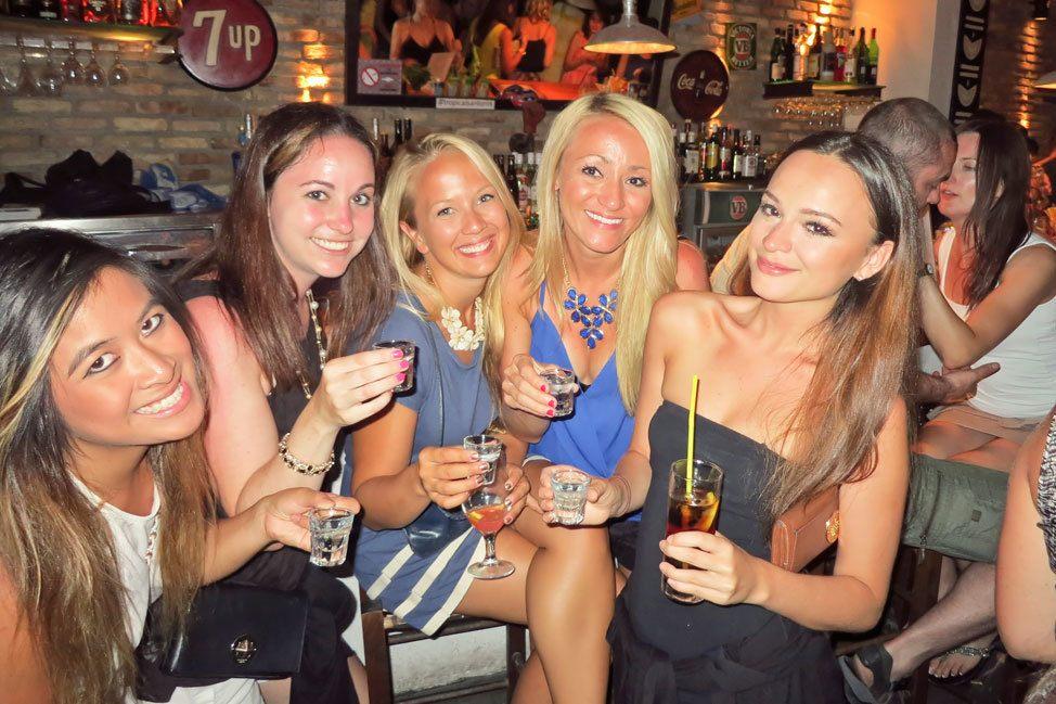 Santorini Nightlife