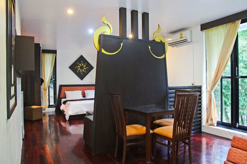 Koh Tao Luxury Apartment