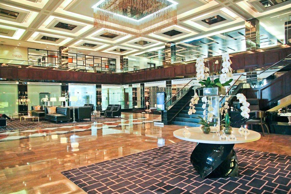 InterContinental Regency Bahrain Lobby