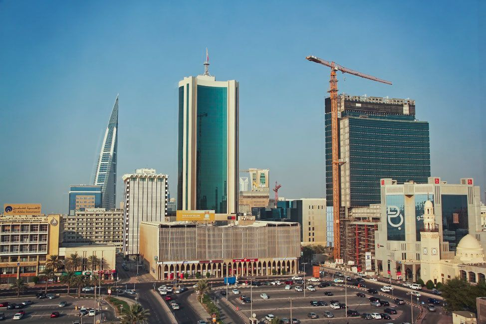 View From InterContinental Regency Bahrain