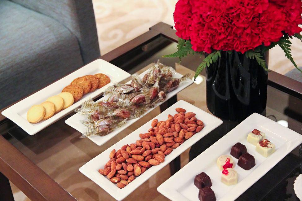 InterContinental Regency Bahrain Club Suite Room