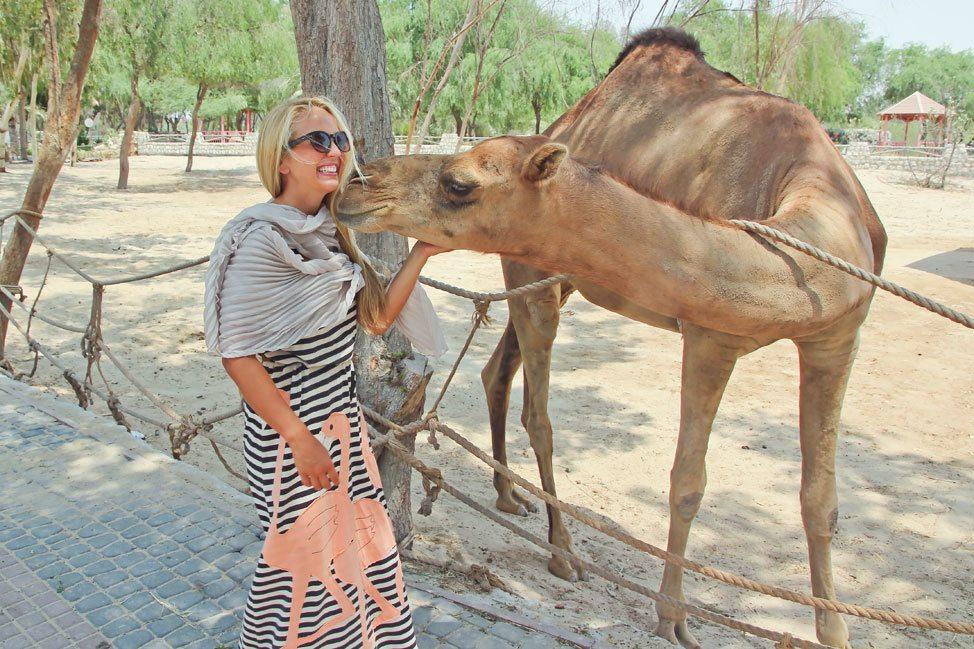 Al Areen Wildlife Park & Reserve Bahrain