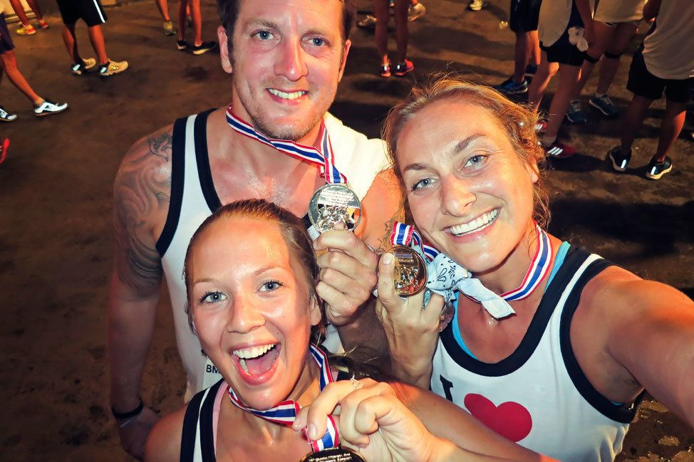 Bangkok Midnight Charity Run