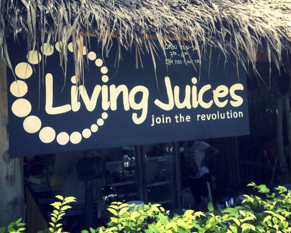 Living Juices Koh Tao