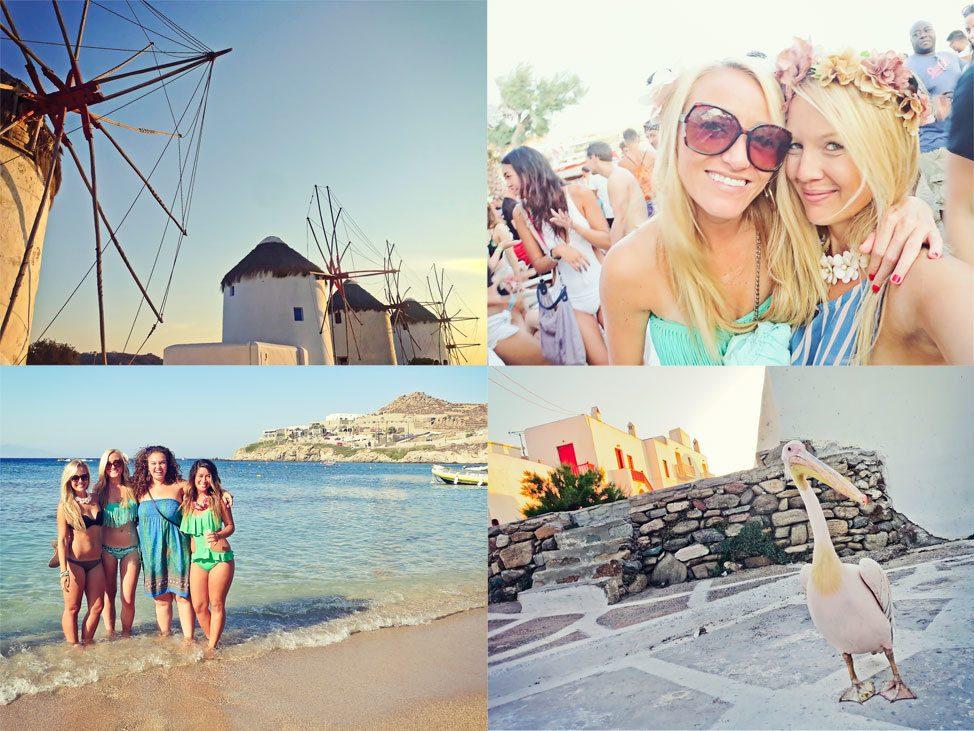 Mykonos Travel