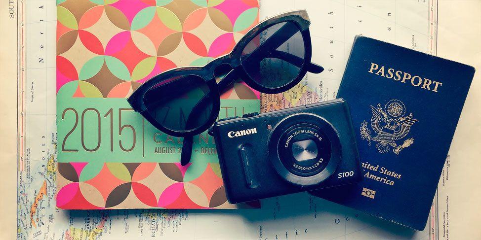 Travel Plans for 2014