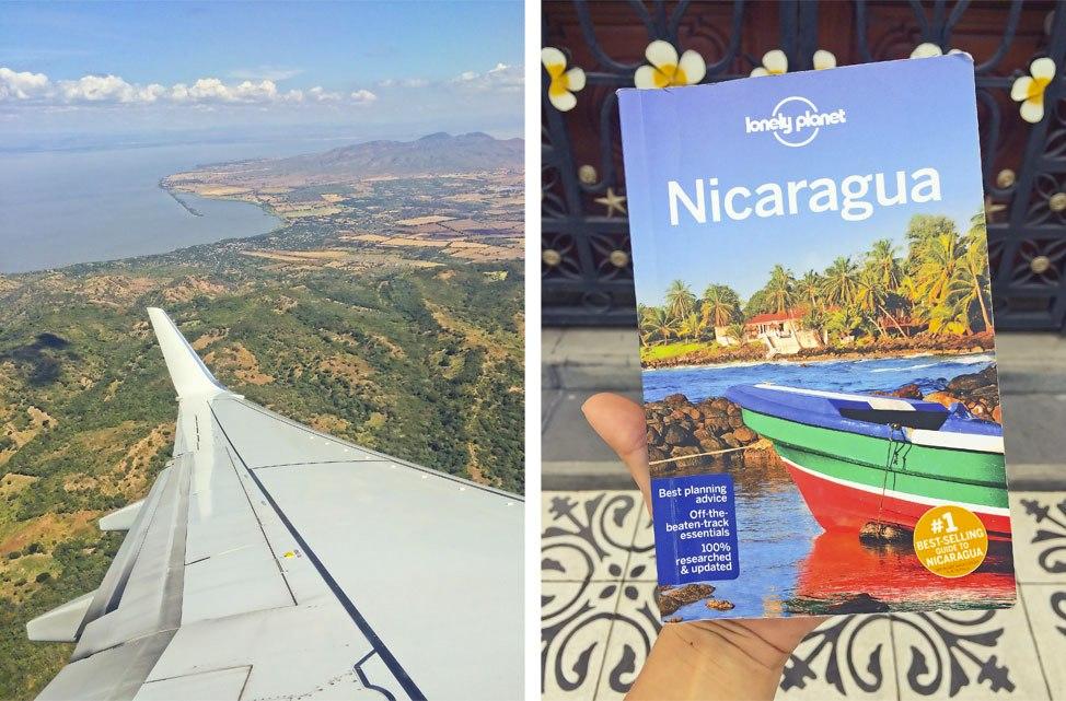 Arriving in Nicaragua