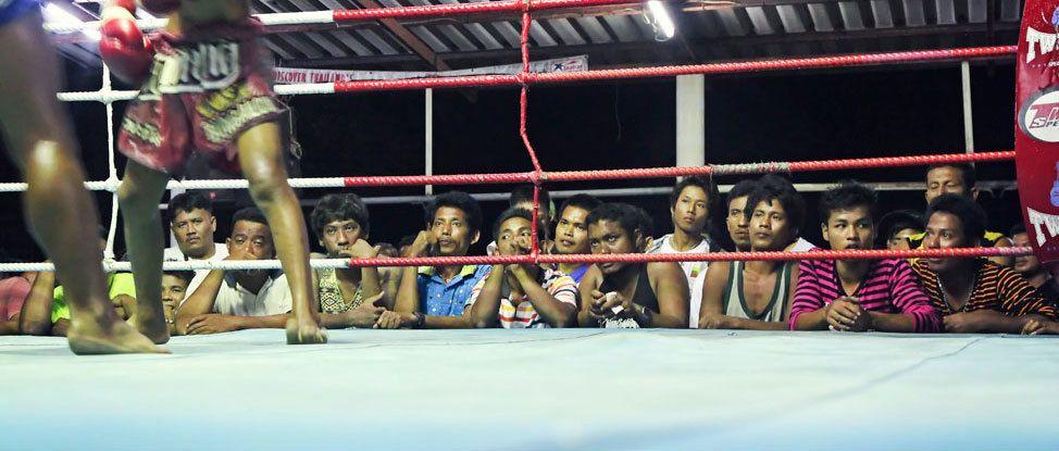 Muay Thai Madness: A Night at Bangkok's National Stadium thumbnail