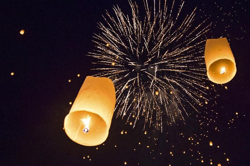 Thailand Lantern Festival