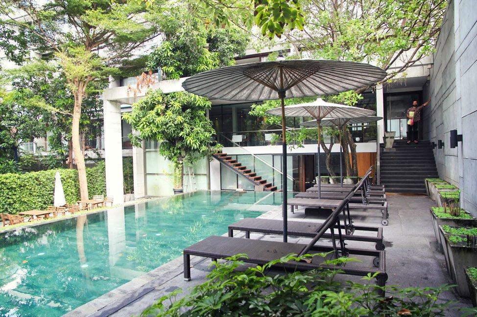 Luxx Bangkok Pool