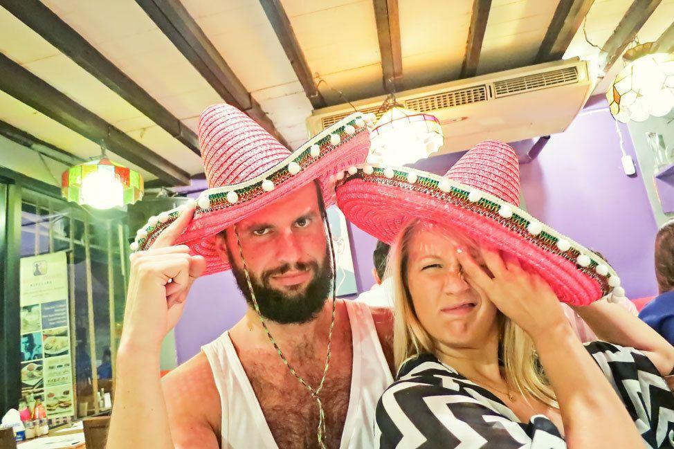 Charley Brown's Mexican Cantina Bangkok