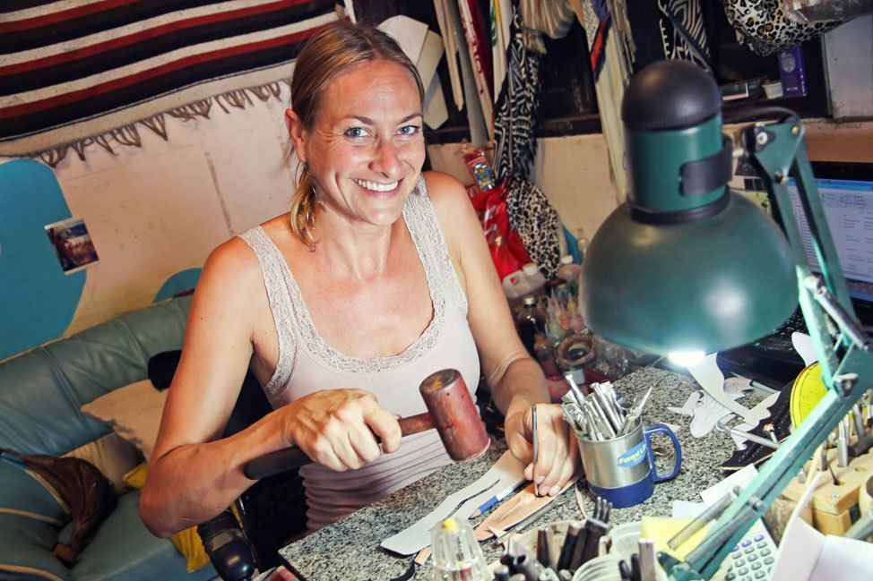 Leather Workshop Thailand