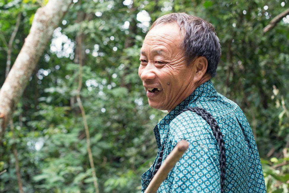 Hiking Outside Chiang Mai
