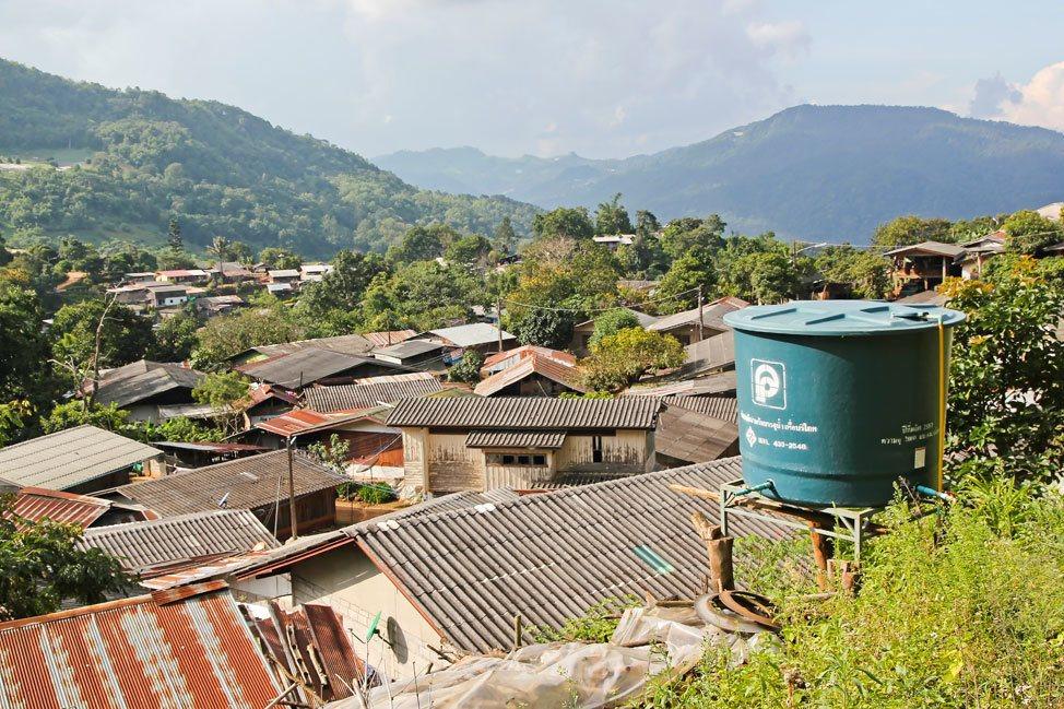 Ban Mae Sa Mai Village