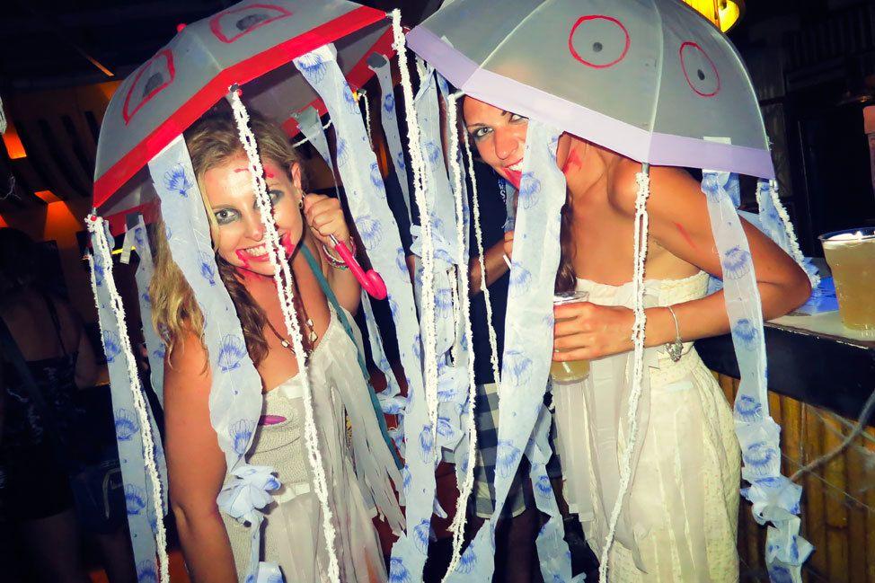 Halloween on Koh Tao
