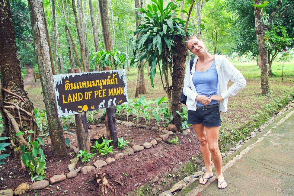 Tham Lod Cave Pai