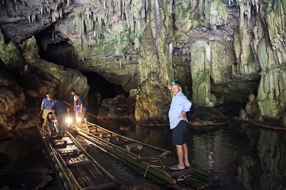 North Thailand Cave Tour