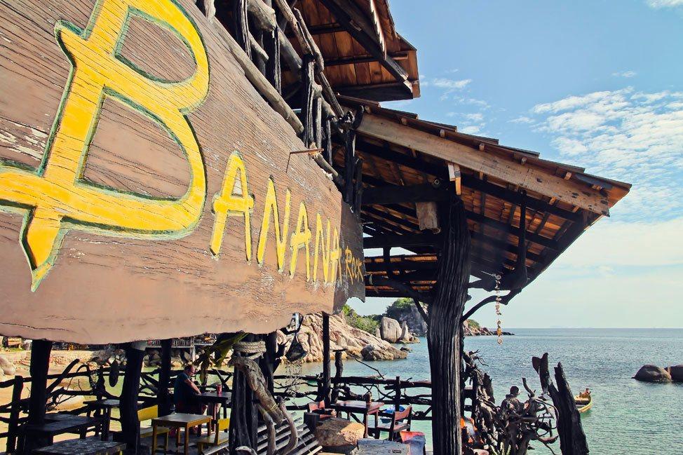 Banana Rock Koh Tao