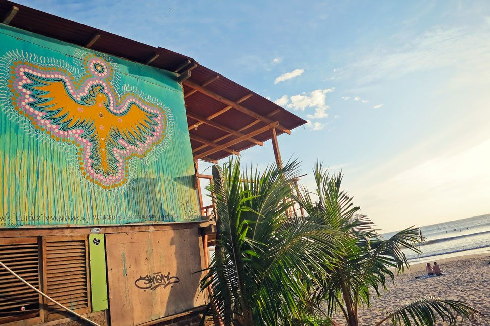 Maderas Beach Nicaragua