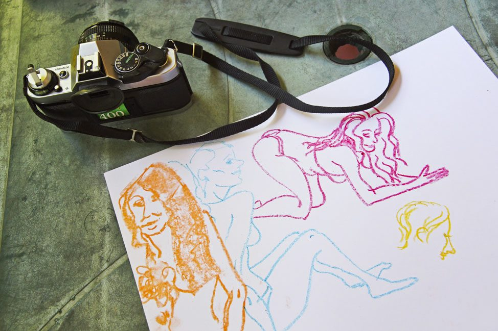 Figure Drawing at Equilibrio