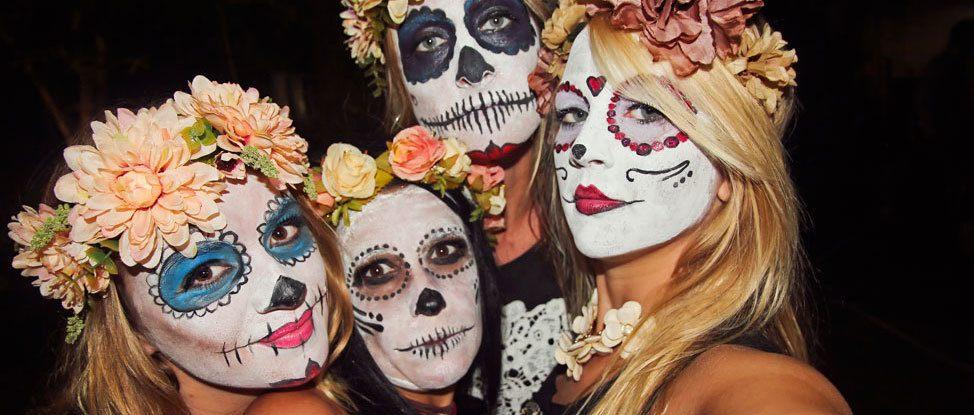 A Frighteningly Good Time: Halloween on Koh Tao thumbnail