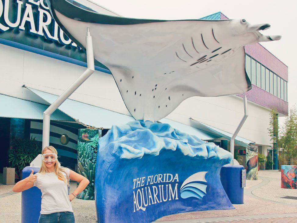 The Florida Aquarium, Tampa