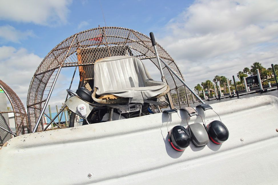 Everglades City Airboat Tour