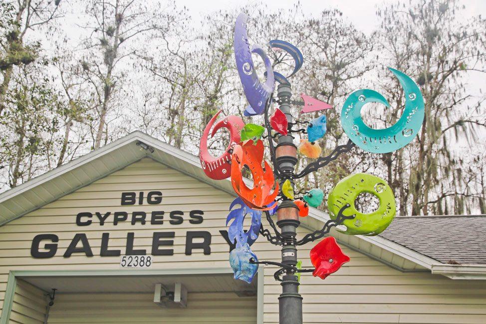 Big Cyprus Gallery, Everglades
