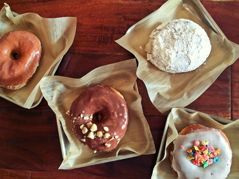 District Donuts New Orleans