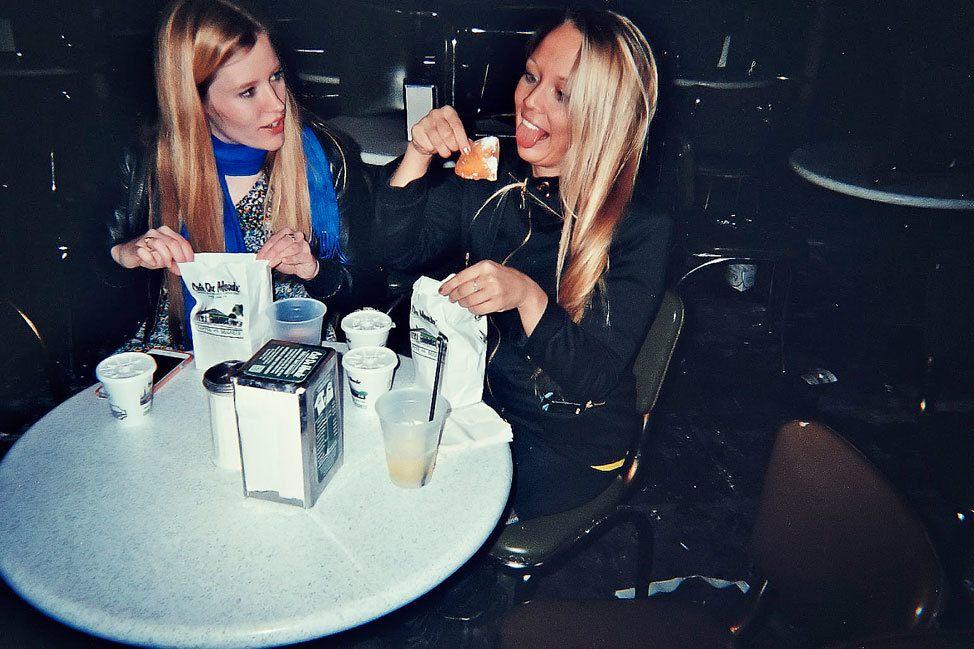 Cafe du Monde New Year's Eve