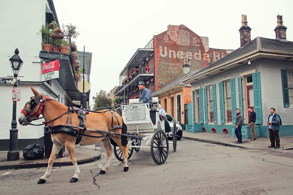 French Quarter New Orleans