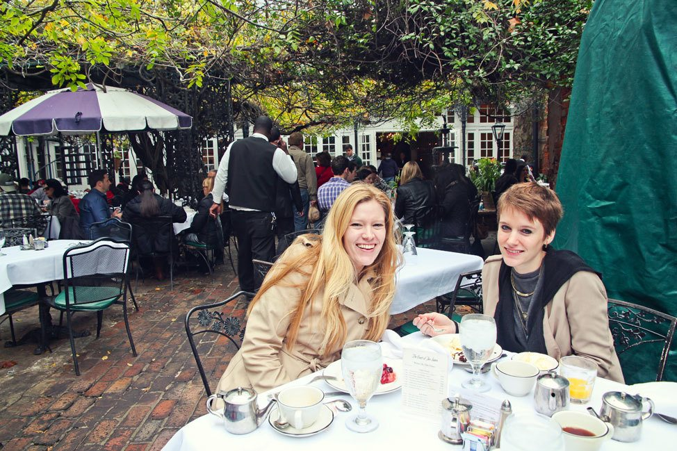 Court of Two Sisters Brunch New Orleans