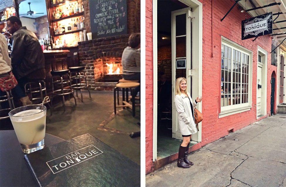 Bar Tonique New Orleans