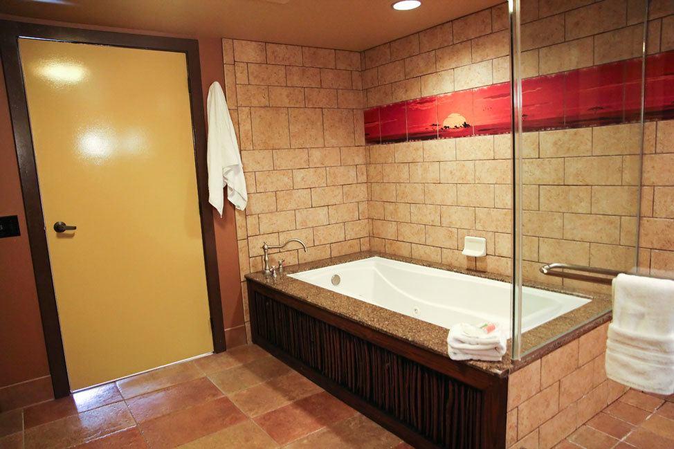 Animal Kingdom Lodge Kidani Village One Bedroom Savannah View Suite