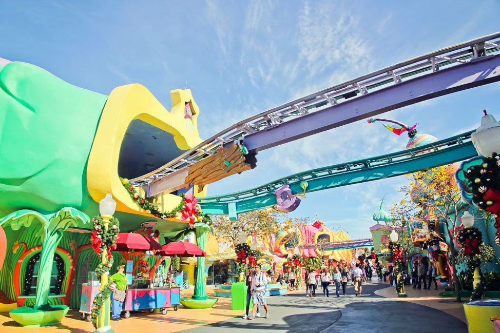Universal Studios Orlando Seuss Landing
