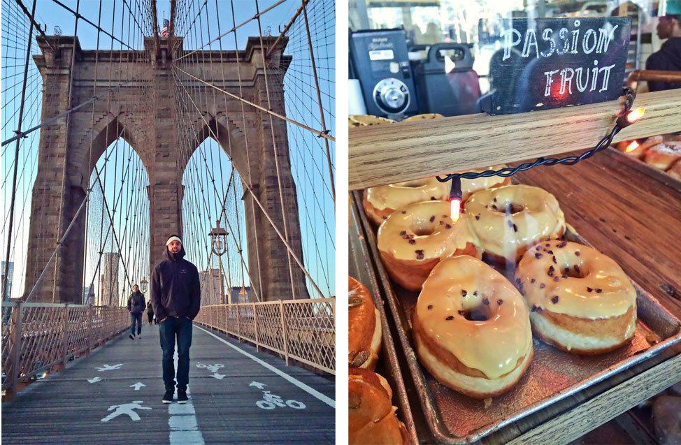 Brooklyn Dough Doughnuts