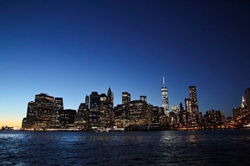 New York City Sunset Photography