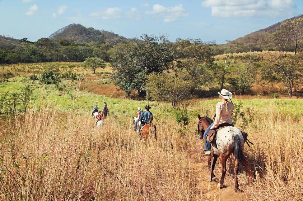 Horseback Riding in San Juan del Sur