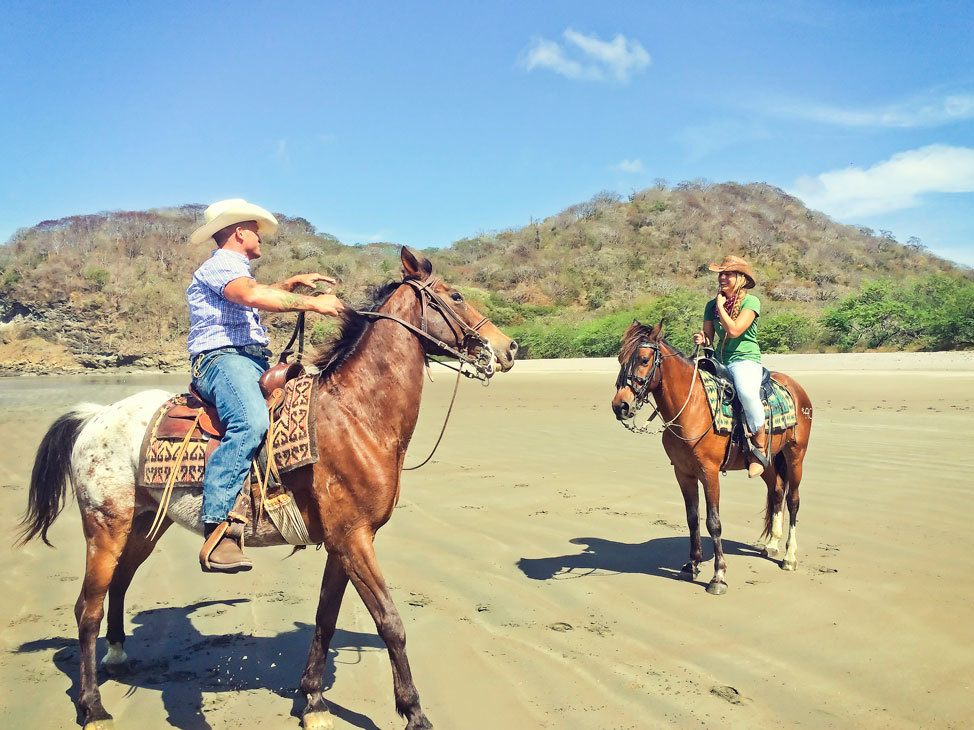 Rancho Chilamate Riding