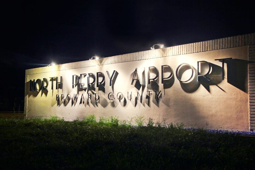 North Perry Airport Miami