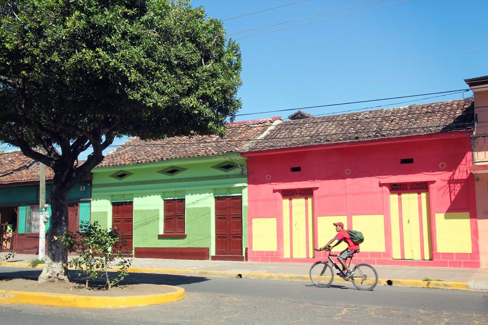 Self Guided Walking Tour of Granada, Nicaragua