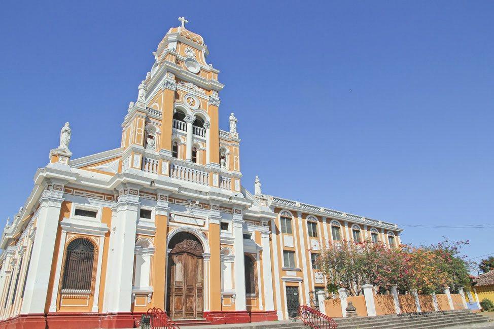 Iglesia Nuestra Señora de La Asuncion, Granada, Nicaragua