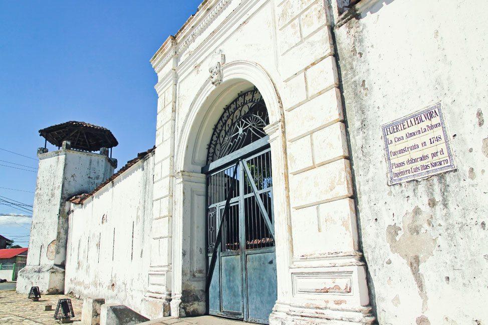 Fortaleza la Polvora, Granada, Nicaragua