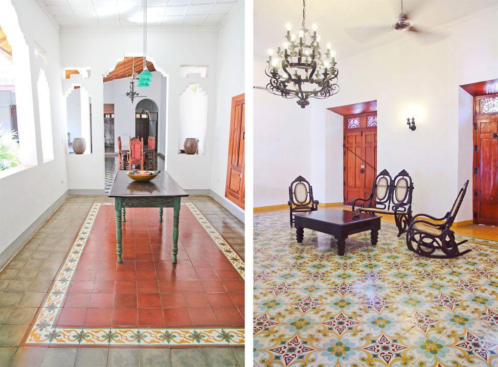 Colonial House Tour in Granada, Nicaragua
